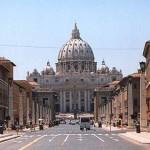 Şeytan Vatikan Duvarı İçinde