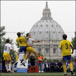 Vatikan'ın Futbol Sevdası