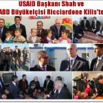 Türkiye'nin altını kazan USAID yine Türkiye'de !!!