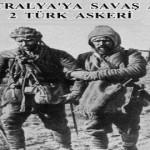 Avustralya Savaş Açan İki Osmanlı Askeri
