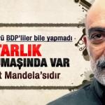 """Ahmet Altan """"Kürt Mandelası Öcalan"""" Diyen Ermeni Tohumu"""
