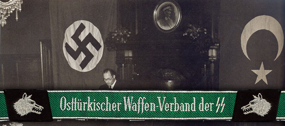Dünya Savaşı'nda Nazi Ordusunda Savaşan Türkler...