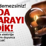 Son 5 yılda elektrikte oluşan kayıp-kaçak bedeli 16 milyar TL'yi aştı.