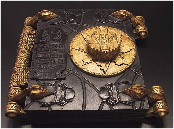 Ölüler Kitabı - Mısır