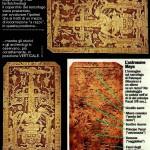 Palenque Mezar Taşında Bulunan Tuhaf Çizimler