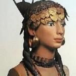 Sümer Kraliçesi Puabi
