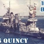 USS Quincy / Türker ERTÜRK