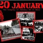 Ruslar Tarafından 20 Ocak 1990 Tarihinde Azerbaycan Türklerine yapılan Bakü Katliamını Unutmayacağız !