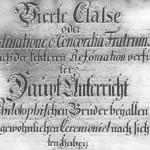 Reformatio Fraternitatis