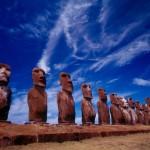 Paskalya Adasının Devleri: Moailer